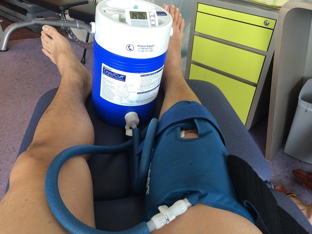 Cryo Cuff with Cooler